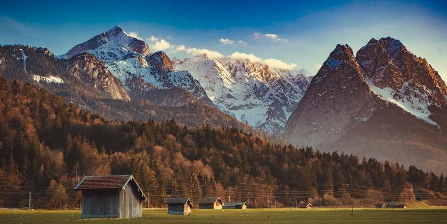 Herbsturlaub in Bayern