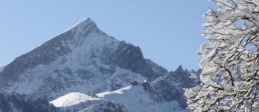Skifahren und Winterwandern in Bayern