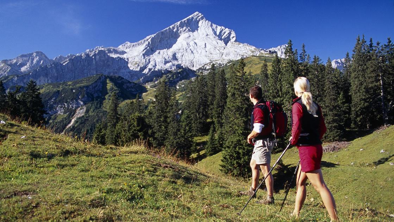 Garmisch Partenkirchen_Wandern in der Umgebung