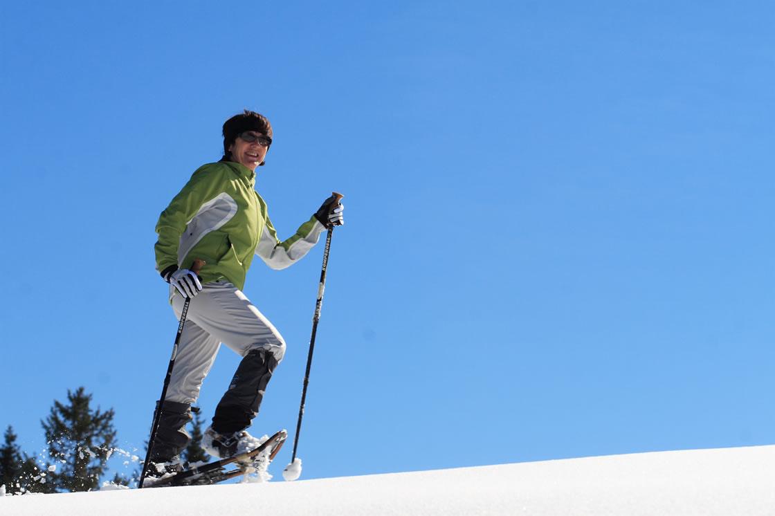 Winterwandern in den Ammergauer Alpen