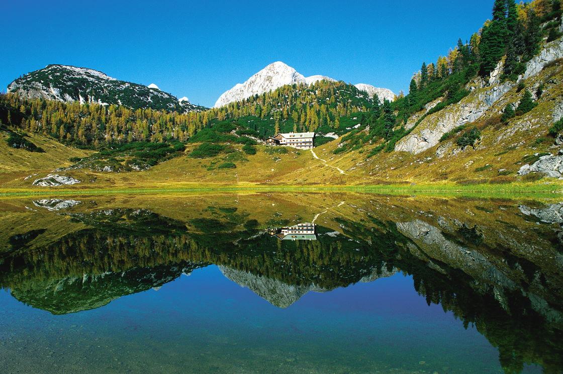 Hütten Tour Nationalpark Berchtesgaden