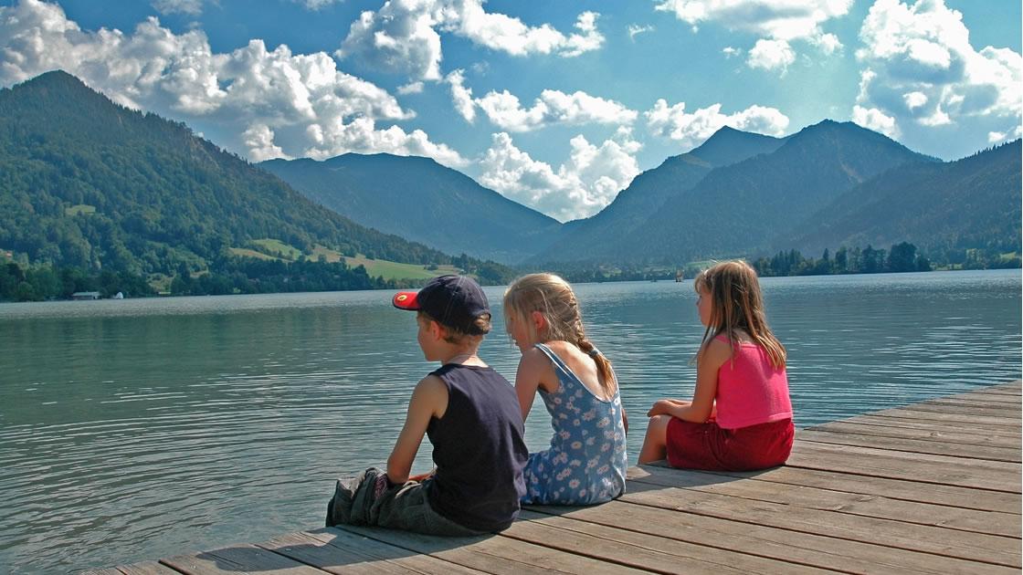 Ferien am Schliersee
