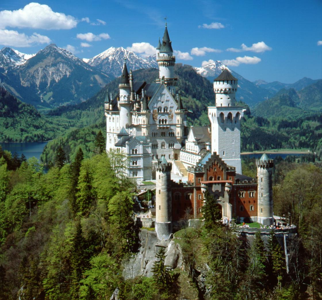 Schloss Neuschwanstein Öffnungszeiten