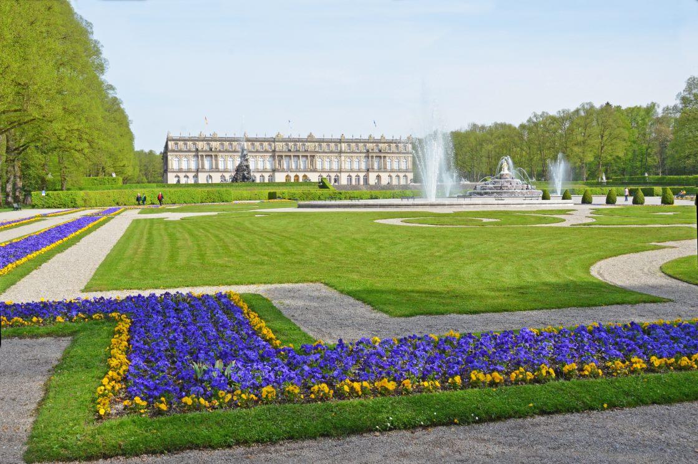 Frühlings Ausflugsziele in Bayern