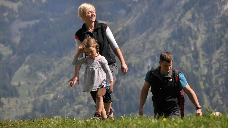 Wandern in Oberbayern, Wanderwege
