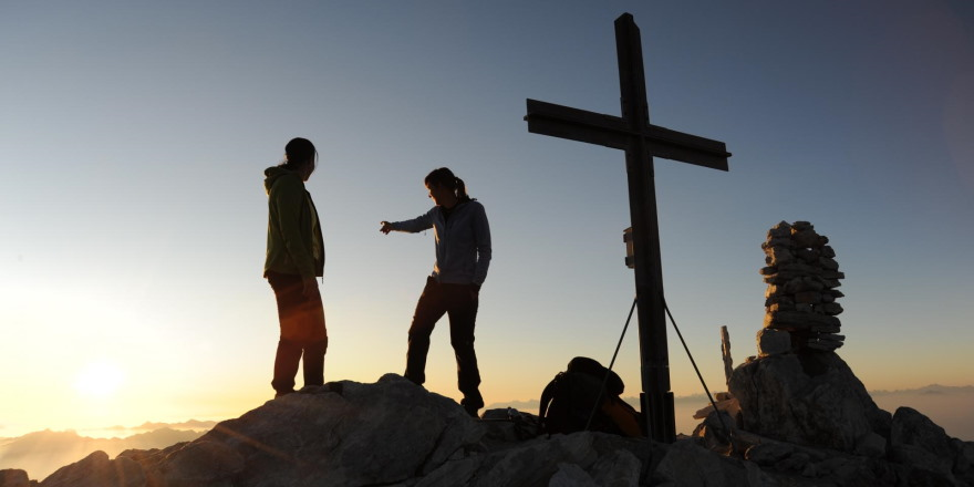 Urlaubsangebot Gipfeltouren in Südtirol