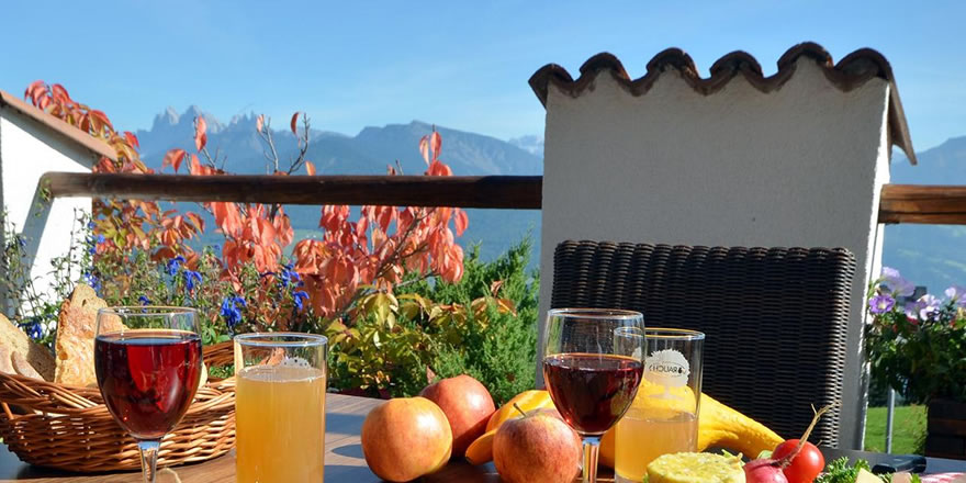 Wanderurlaub Südtirol Hotel Samberger Hof
