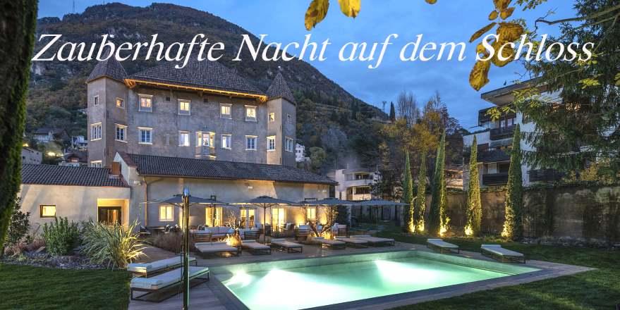 Luxusurlaub Südtirol