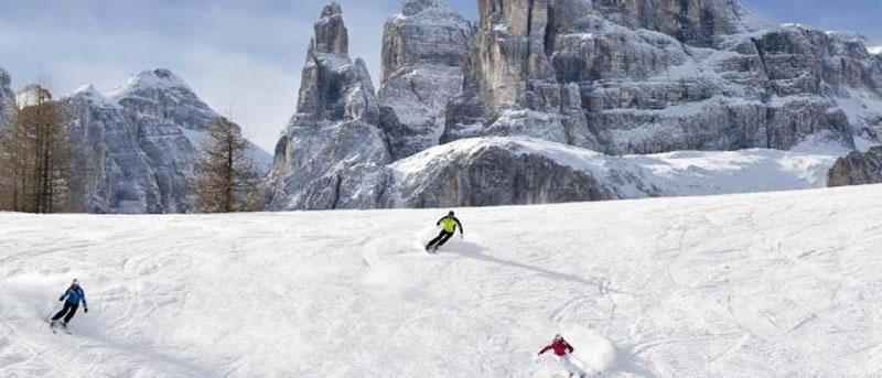 Skifahren in Südtirol Angebot Samberger Hof