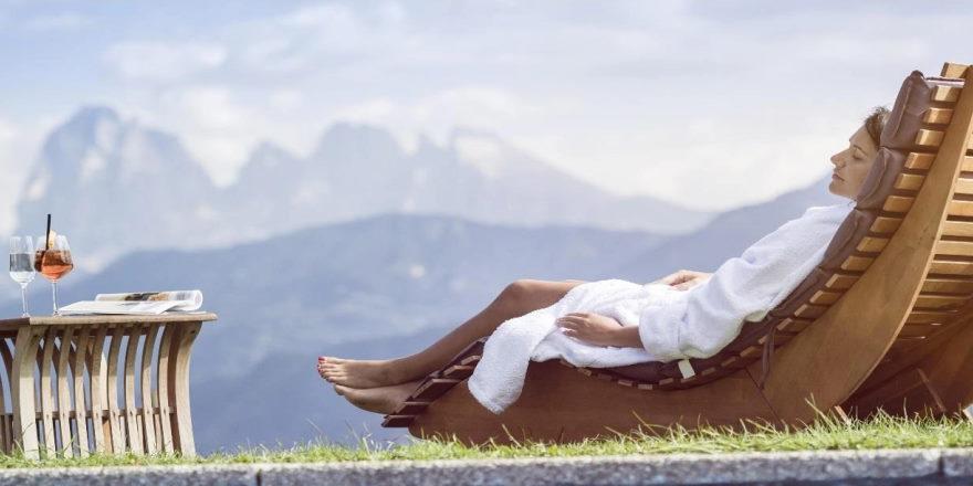 Sommerurlaub in Südtirol mit Dolomitenblick