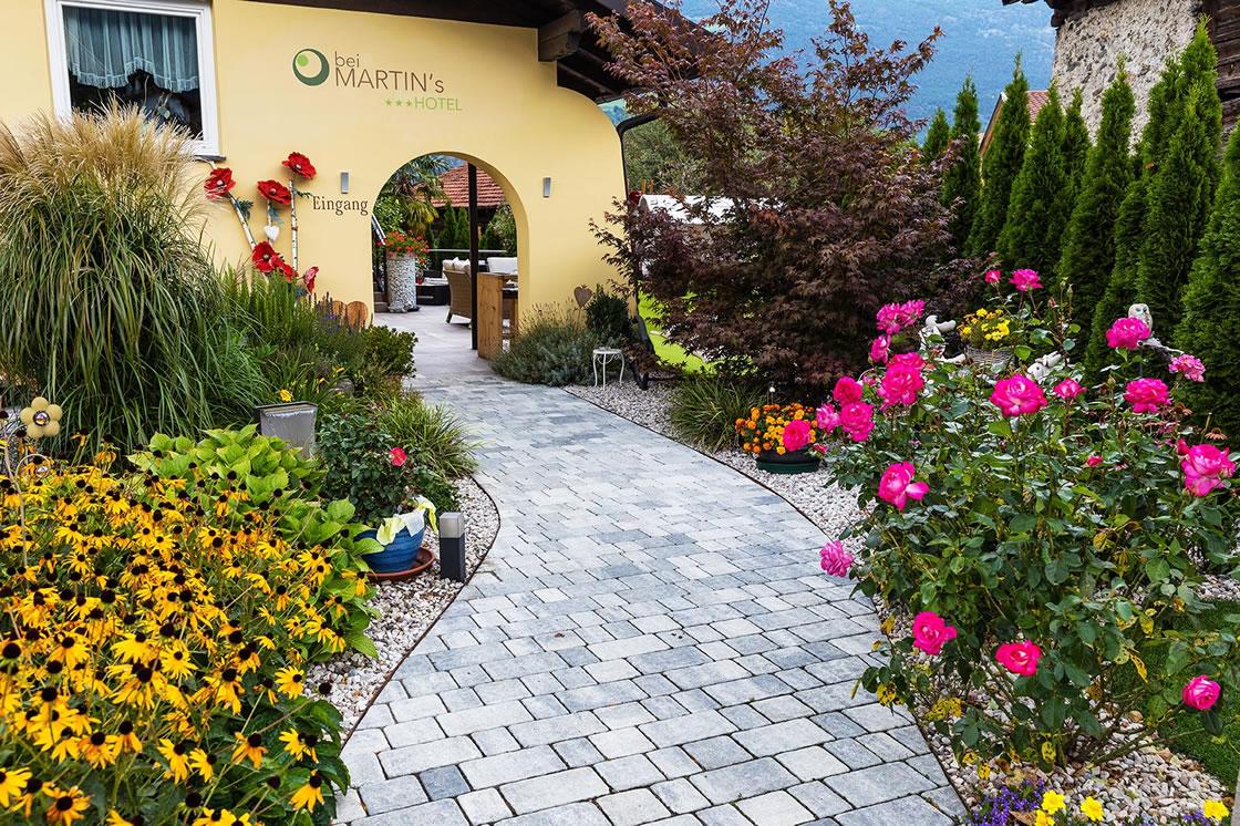 Hotel Südtirol Vinschgau Bei MARTIN'S