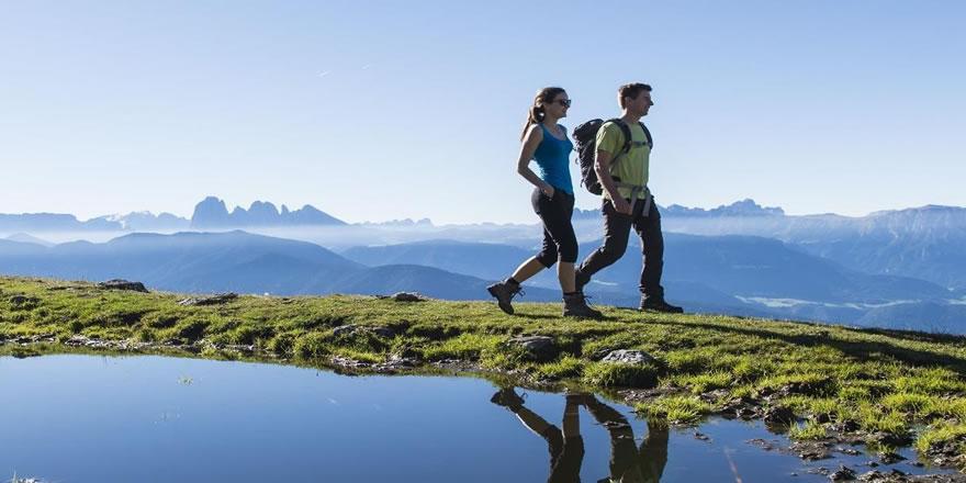Wandern Südtirol Urlaub im Eisacktal