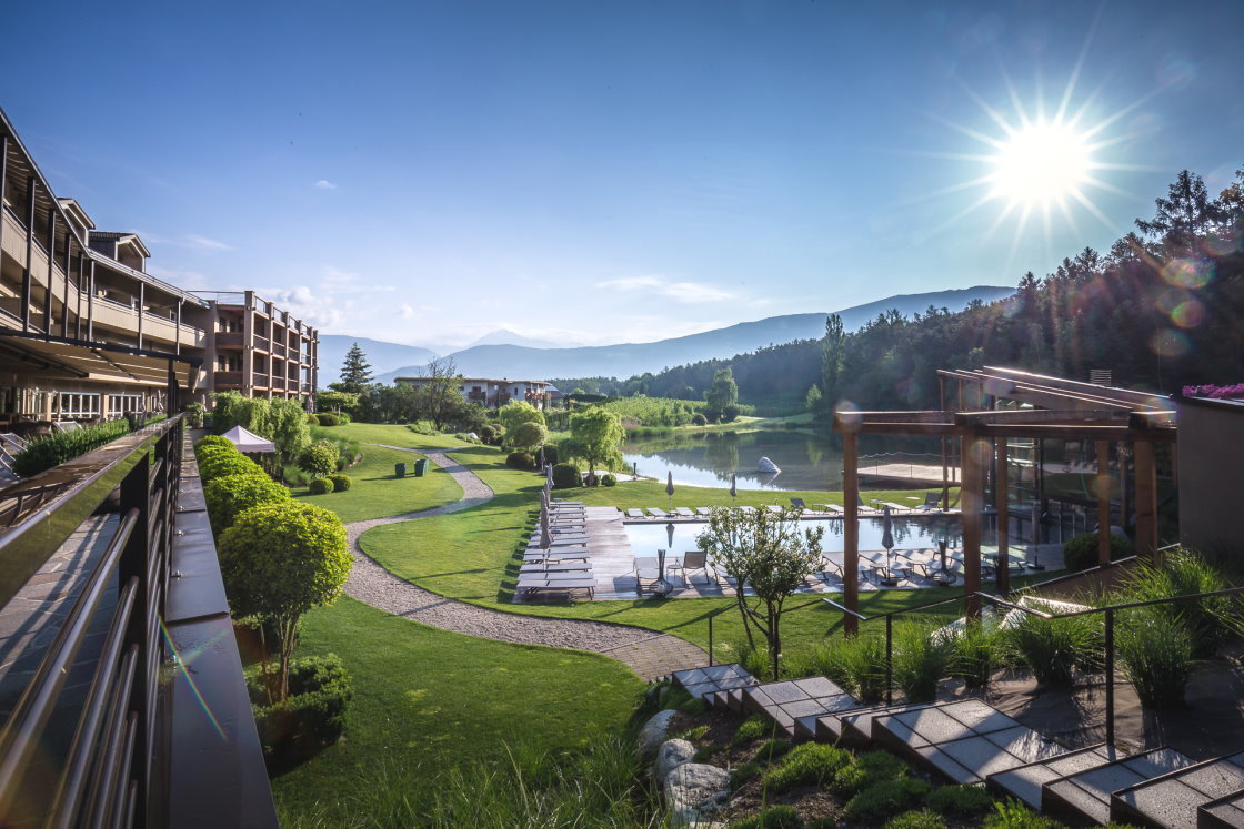Hotels in Südtirol, Naturhotel Seehof bei Brixen