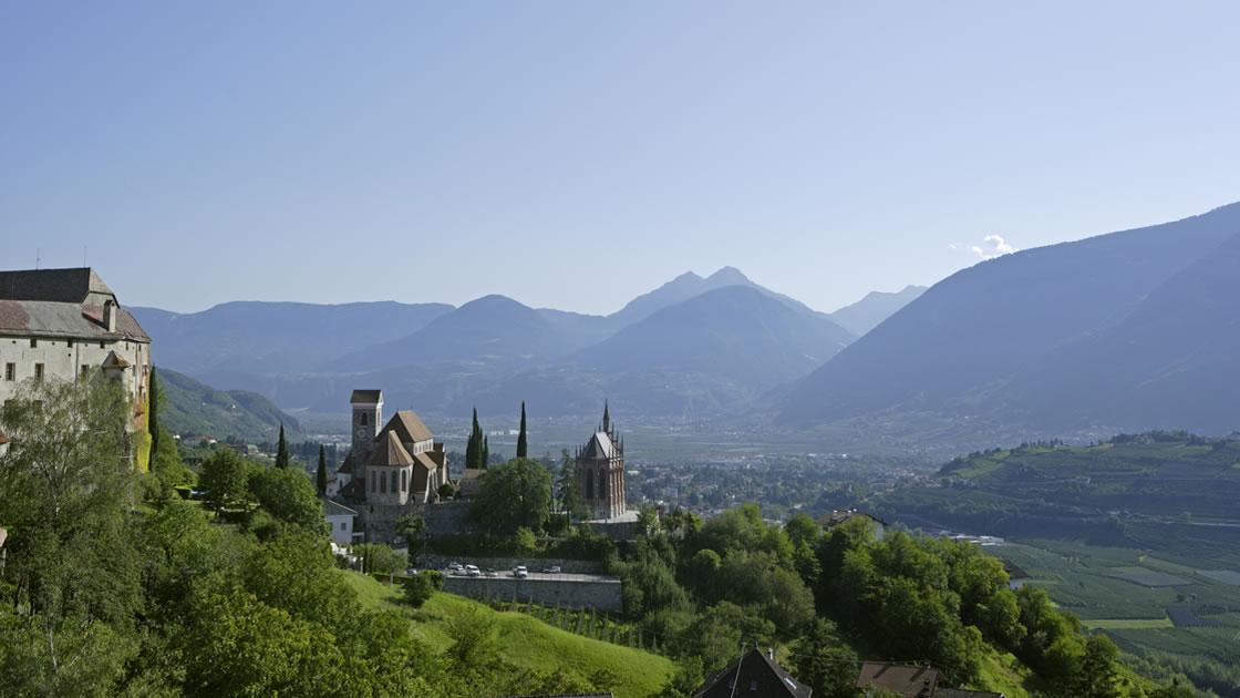 Ferien im Südtiroler Etschtal
