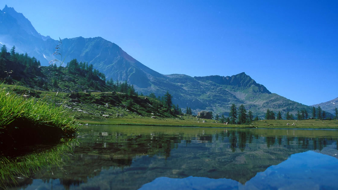 Nationalpark Grand Paradiso im Aostatal