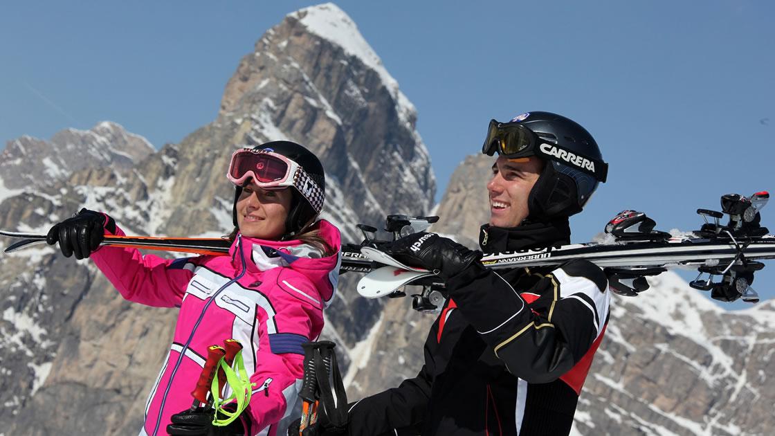 Südtirol_Skifahren