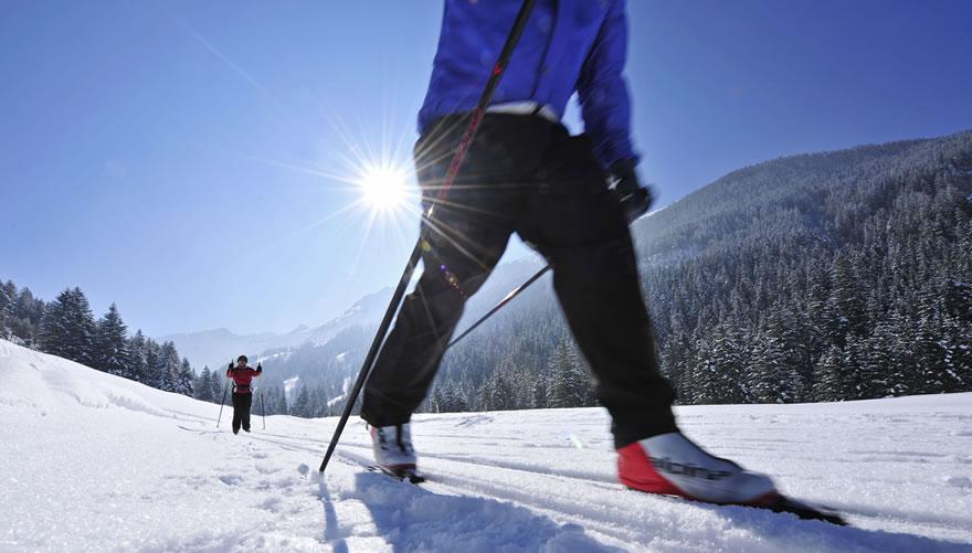 Winterurlaub im Fürstentum Liechtenstein