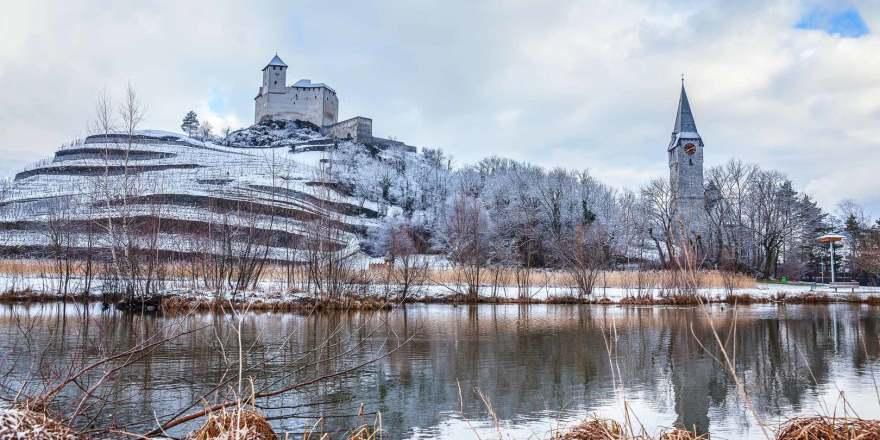 Winterwandern Liechtenstein