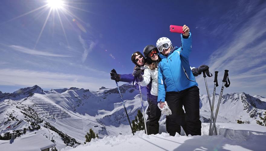 Skiurlaub im Fürstentum Liechtenstein