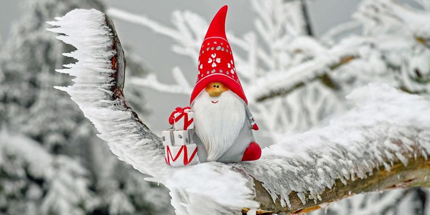 Adventszeit in den Bergen Liechtenstein
