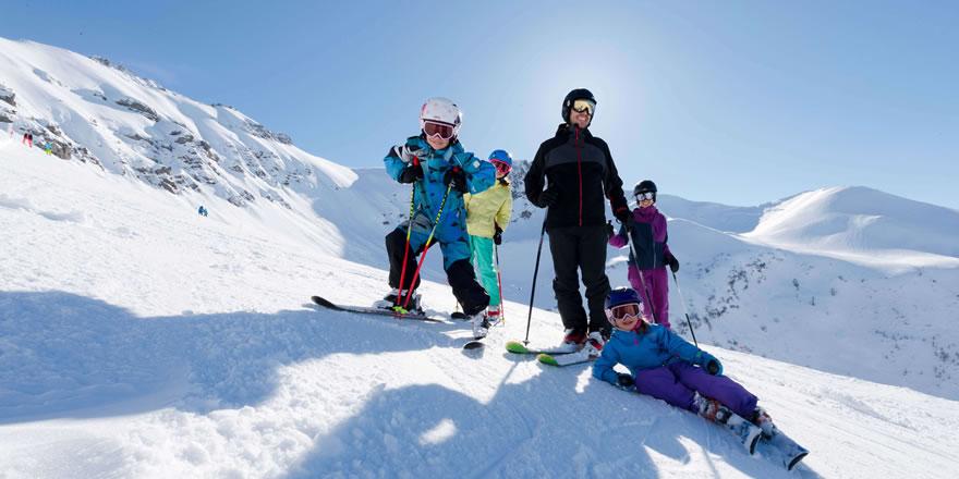 Skiurlaub in Liechtenstein, Hotel direkt an der Piste