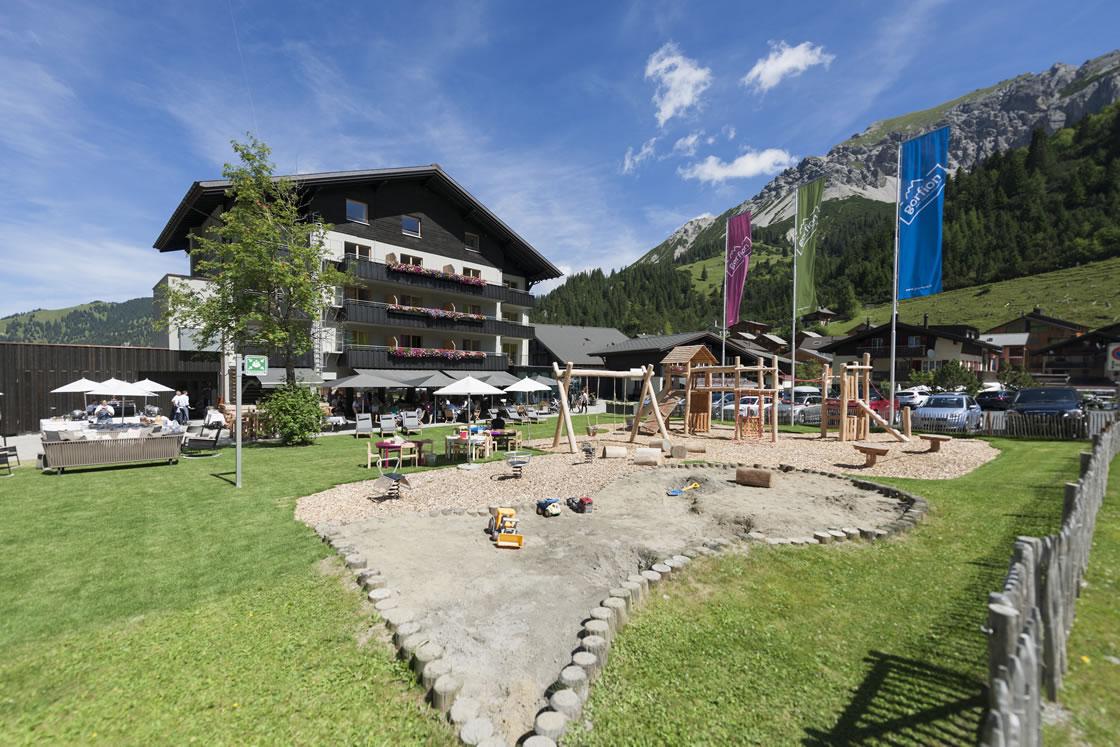 Hotel Gorfion im Fürstentum Liechtenstein