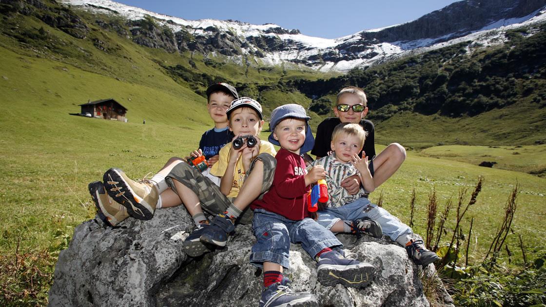 Urlaub mit Familie in Liechtenstein