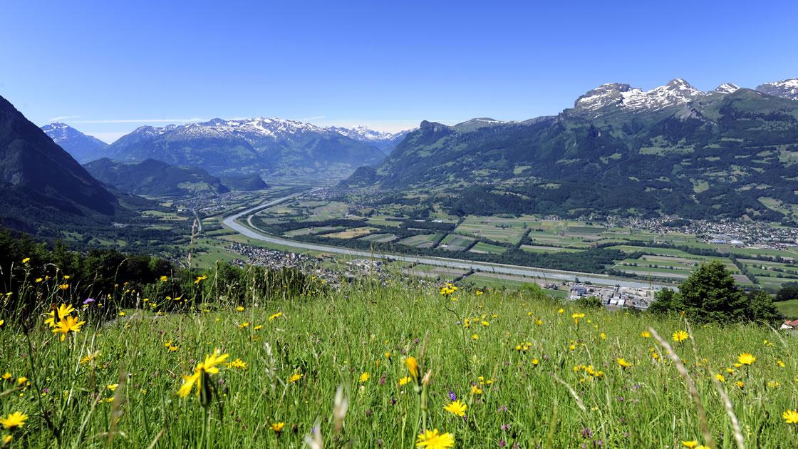 Urlaub im Fürstentum Liechtenstein