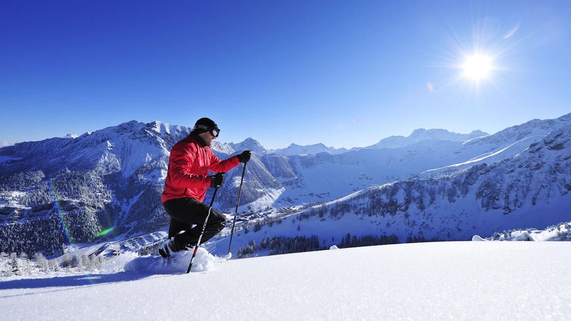 Winterurlaub in Malbun