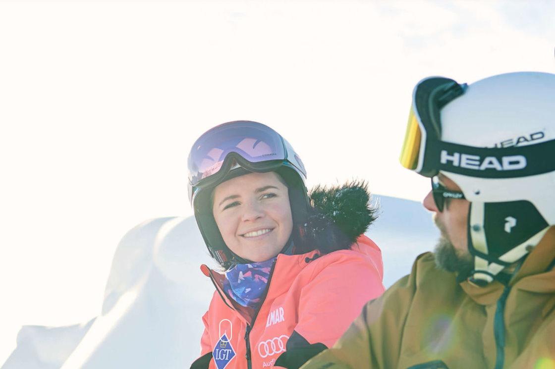 Ski und Winterurlaub mit Weltcupsiegern