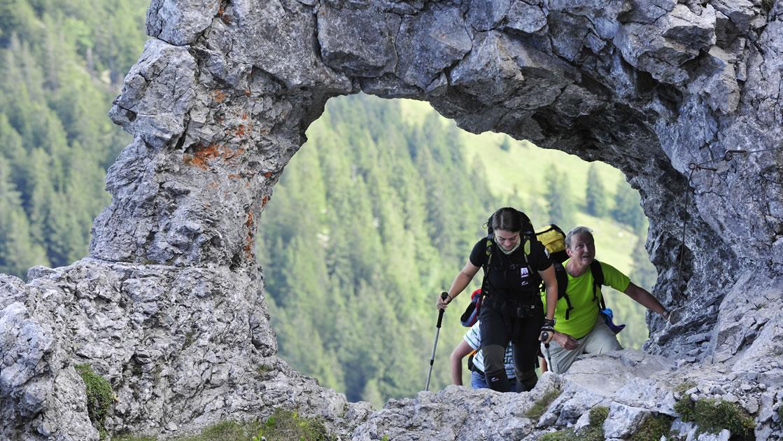 Liechtensteiner Wanderwege
