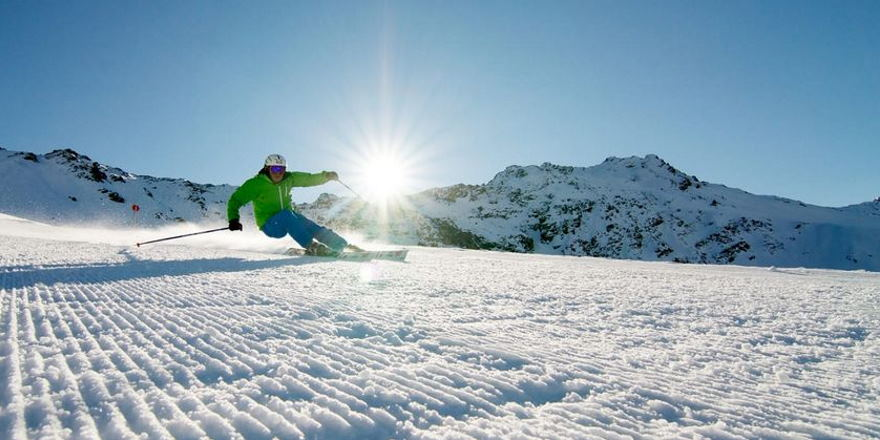 Skiurlaub im Frühling mit Schneegarantie
