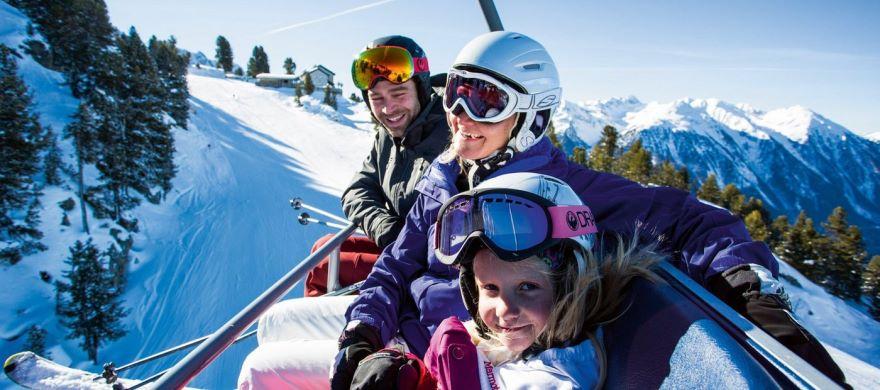 skifahren in Tirol inklusive Skipass