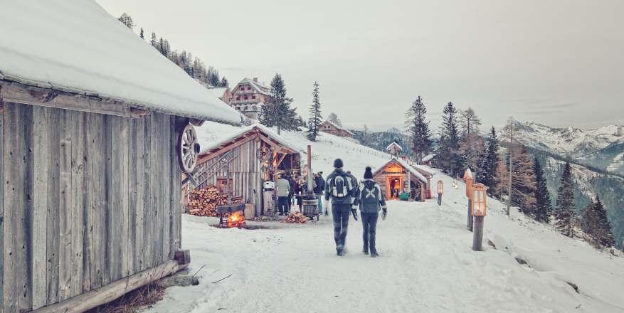 Weihnachtsurlaub Advent in Österreich
