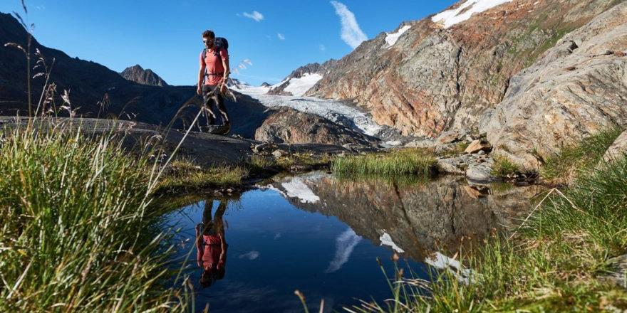 Wanderurlaub in den Bergen Tirols