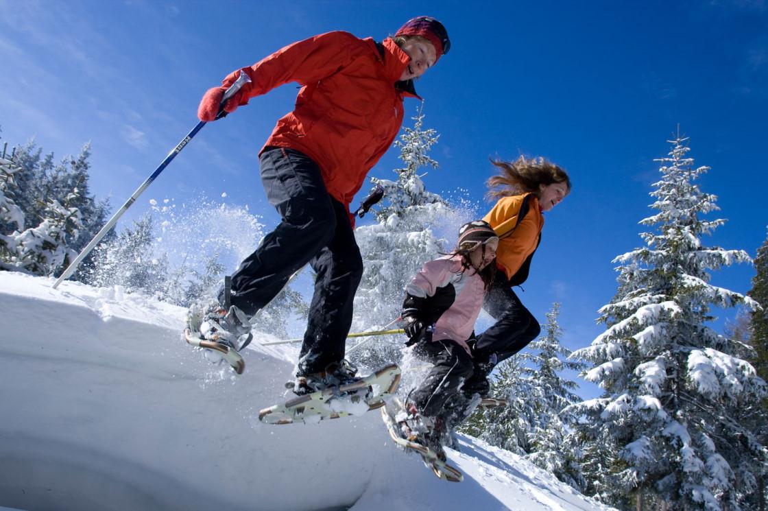 Skiurlaub in Österreich, Winterferien im Kaunertal