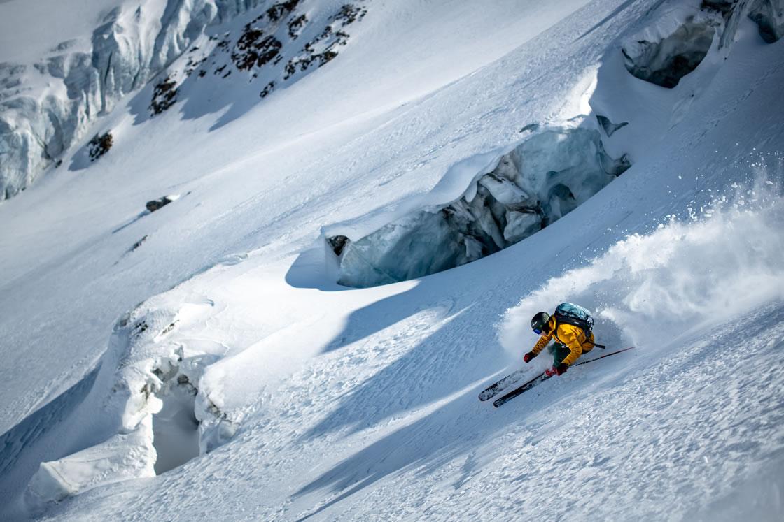 Skifahren mit Schneegarantie, Skifahren in Tirol