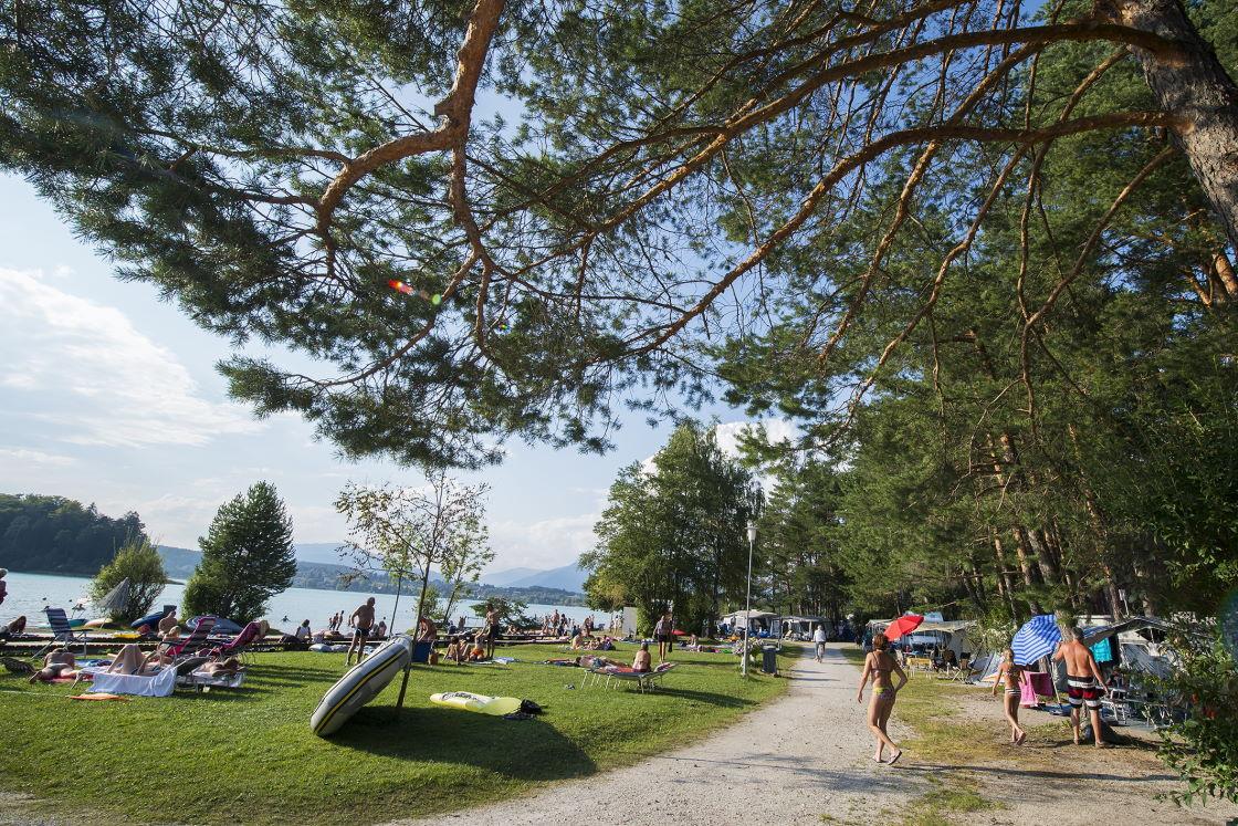besondere Campingplätze in Kärnten