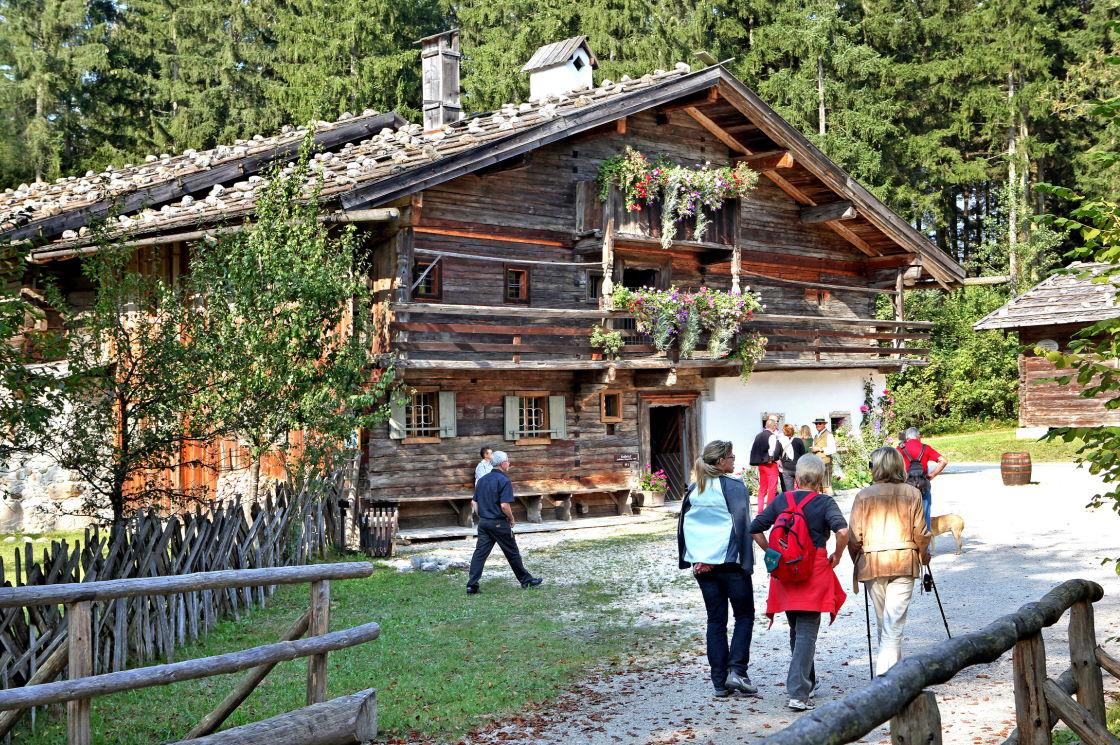 Ausflugsziele Österreich Salzburger Freilichtmuseum