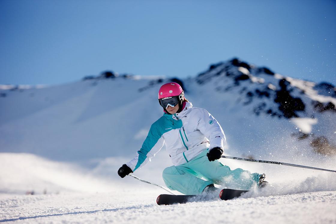 Skifahren am Kaunertaler Gletscher