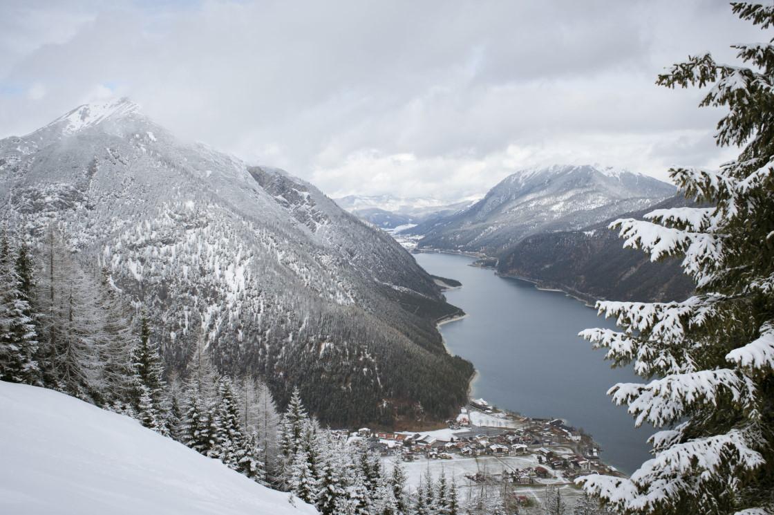 Skitouren Tirol Achensee