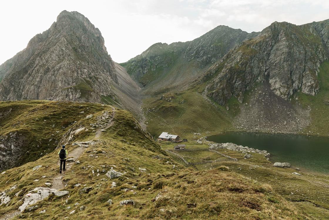 Weitwanderwege Tirol Österreich