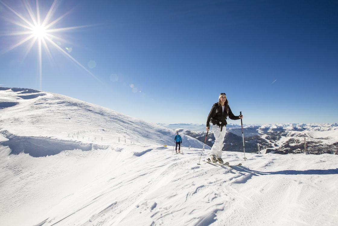 Skitourengehen in Kärnten