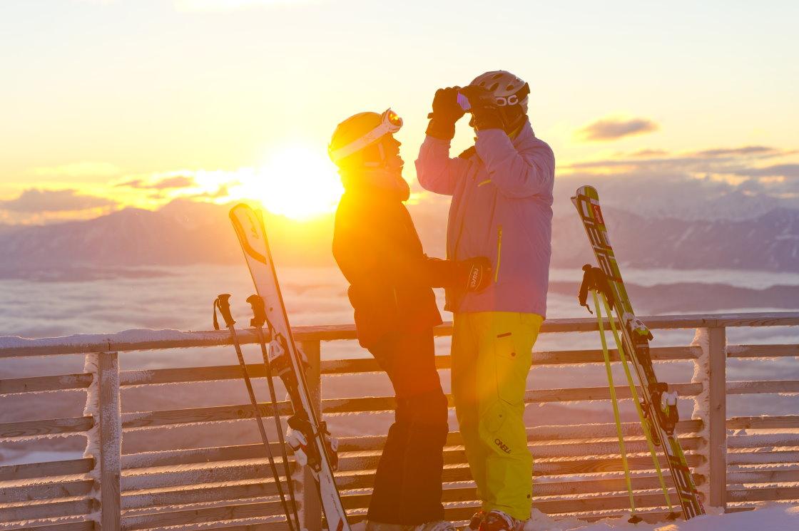 Skiurlaub Skigebiete Kärnten