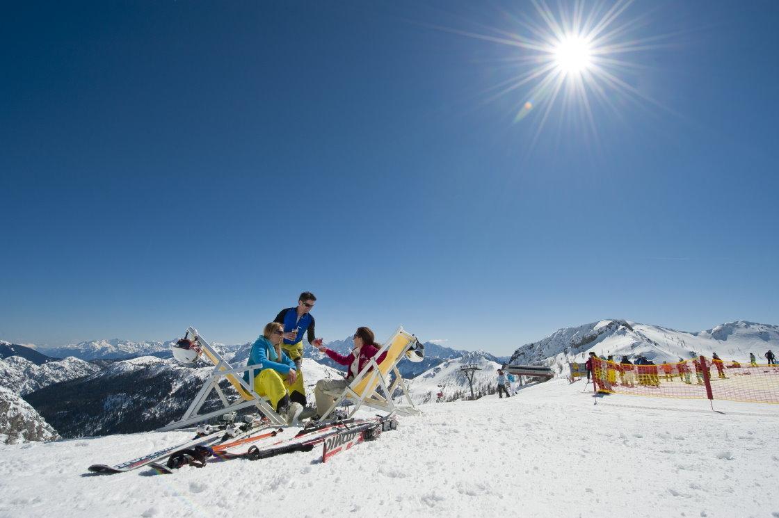 Sonnenski in Österreich Kärnten