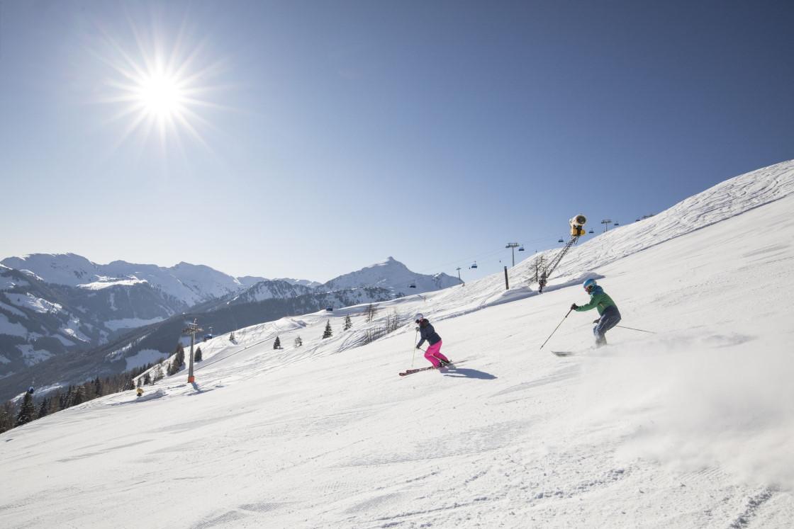 Skiurlaub im größten Skigebiet Tirols