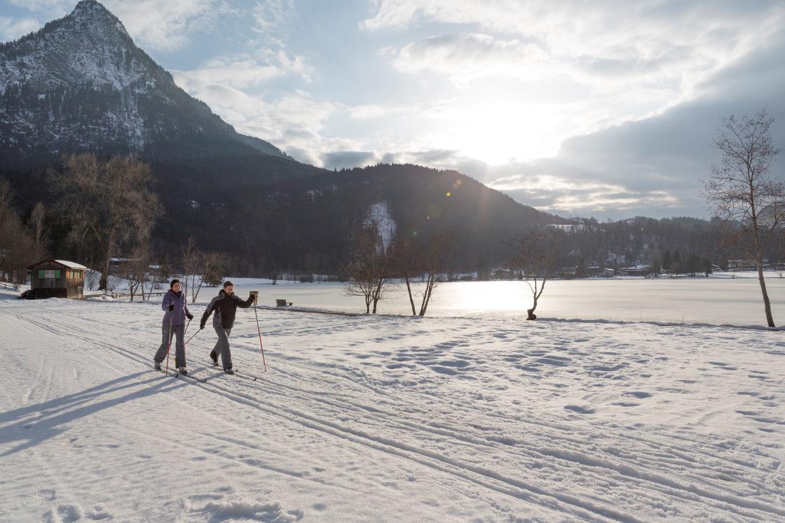 Langlaufgebiet Thiersee im Kufsteinerland