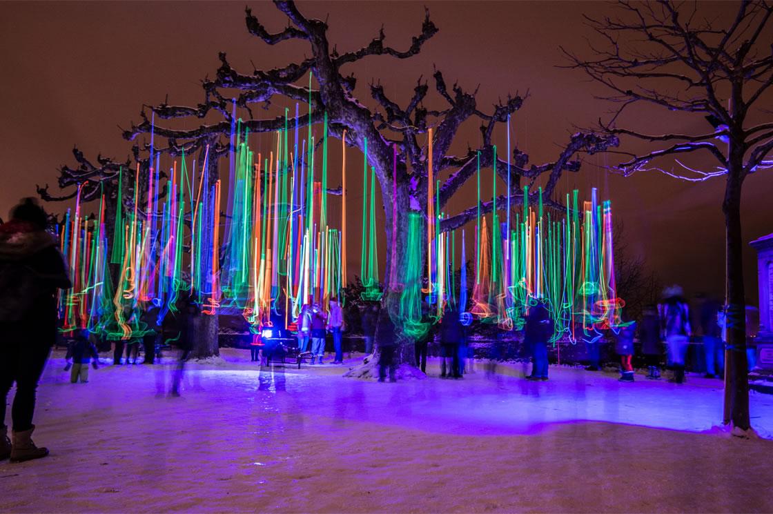 Lichterfest in Luzern, Ausflugsziele Alpen Schweiz