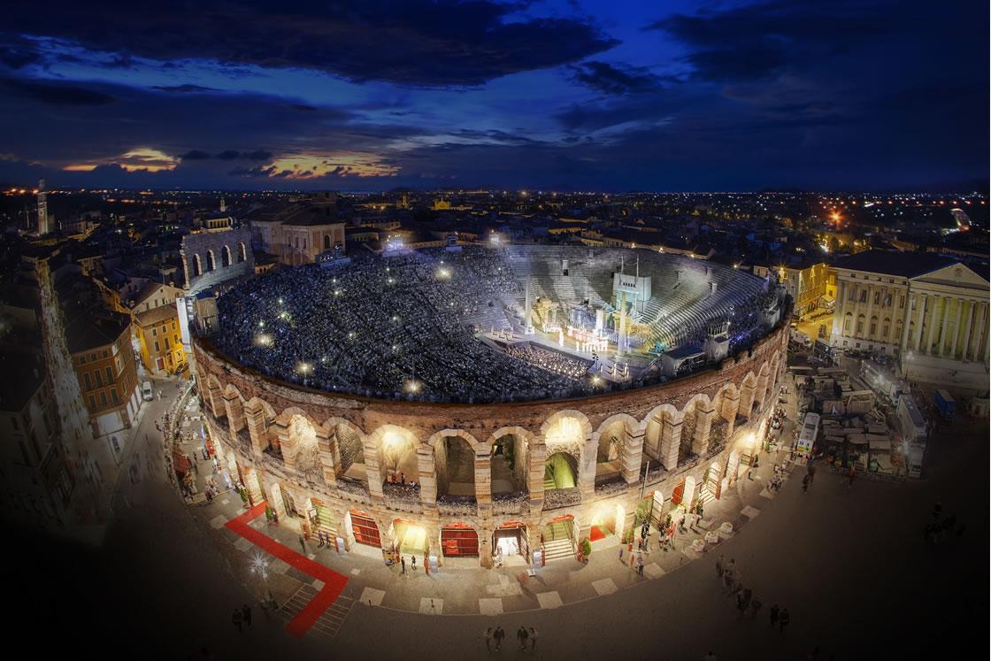 Arena di Verona_Programm Sommer