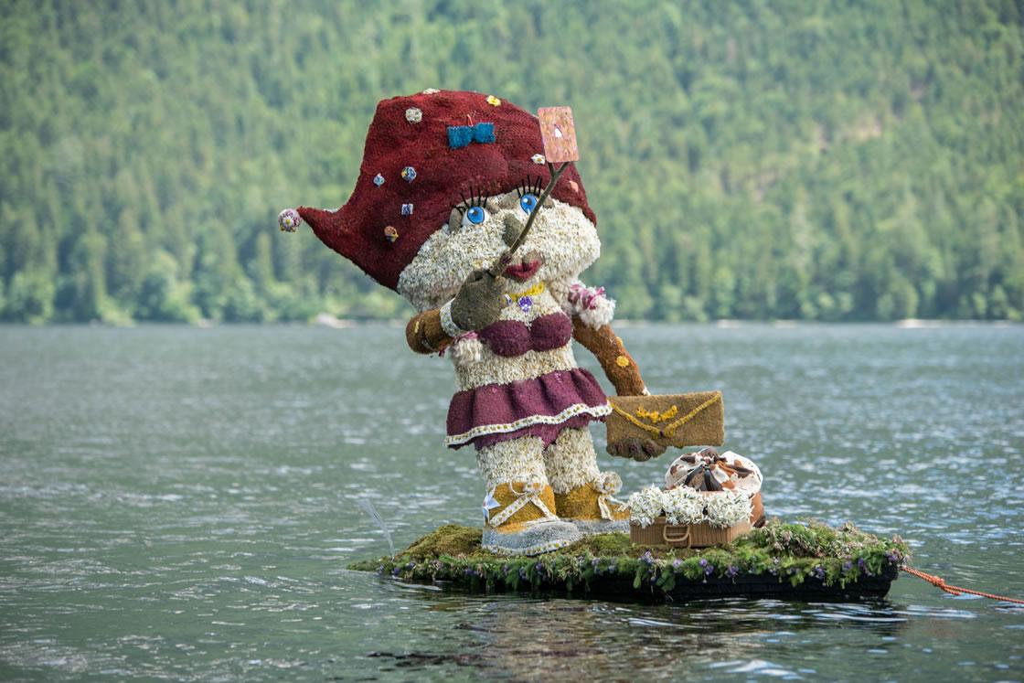 Narzissenfest im Salzkammergut